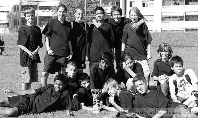 Ostermundigen Schülerturnier 2007